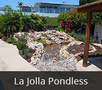 La Jolla Pondless Waterfall Project
