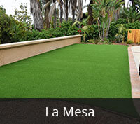 La Mesa Artificial Turf Project