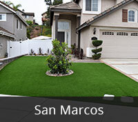 San Marcos Artificial Turf Project