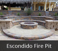 Escondido Fire Pit Project