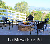 La Mesa Fire Pit Project