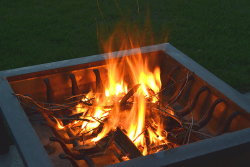 Are fire pits safe