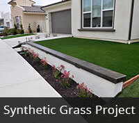 Synthetic Grass Project