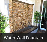 Water Wall Fountain Project