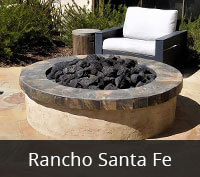 Rancho Santa Fe Fire Pit Project