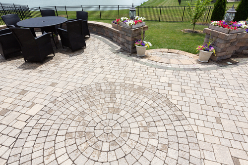 What are the best pavers to use for a patio