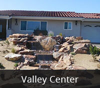 Valley Center Waterfall Project