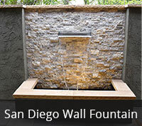San Diego Wall Fountain Project