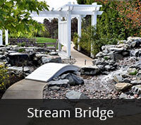 Carmel Valley Stream Bridge Project