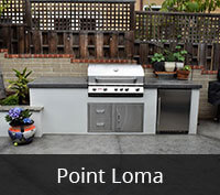 Point Loma Outdoor Kitchen Project