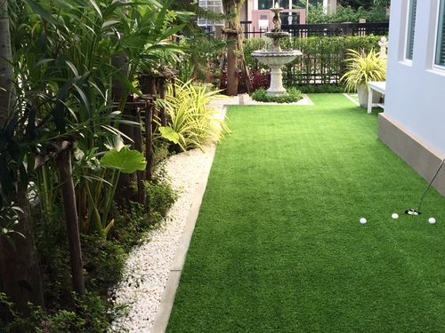 How to install artificial turf?