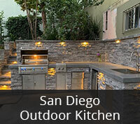 San Diego Outdoor Kitchen Project