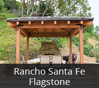 Rancho Santa Fe Flagstone Project