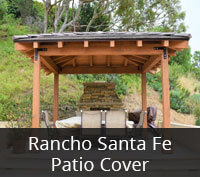 Rancho Santa Fe Patio Cover Project