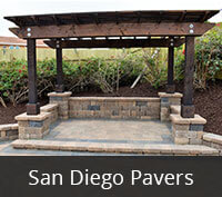 San Diego Pavers Project