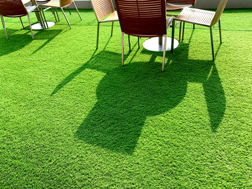 how much sub base do I need for artificial grass