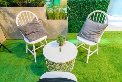 Is longer artificial grass better?