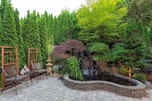 How to Take Care of Your Pondless Waterfall