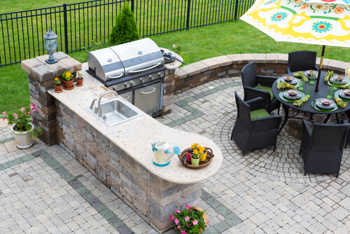 Is an outdoor kitchen worth it