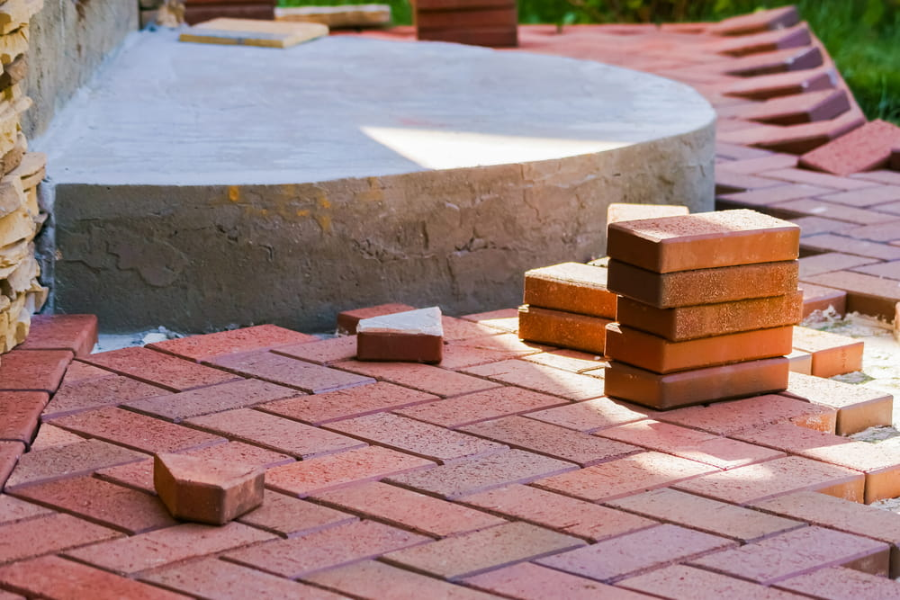 Are there pavers that don't get hot