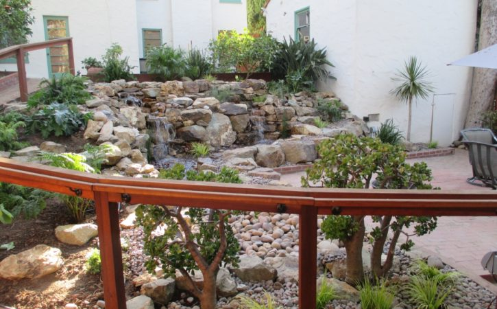 Charles Doyle Pondless Waterfall