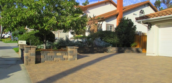 Patio Stone Pavers San Diego 112