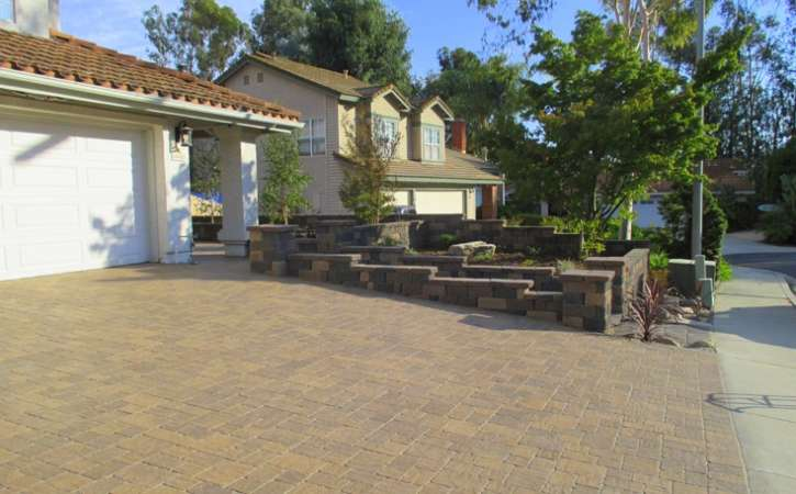 Patio Stone Pavers San Diego 114