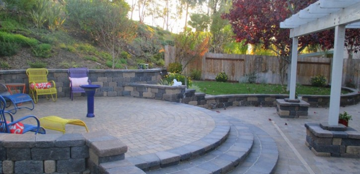 Patio Stone Pavers San Diego 119