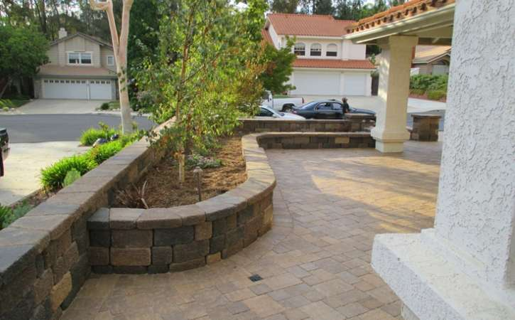 Patio Stone Pavers San Diego 122