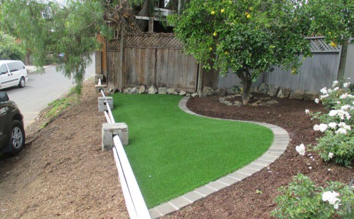 Ridgeway Artificial Turf Project San Diego