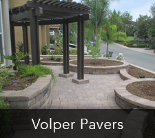 San Diego Pavers - Aaron Volper Paving Project
