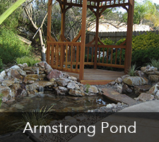 Armstrong Pond Project