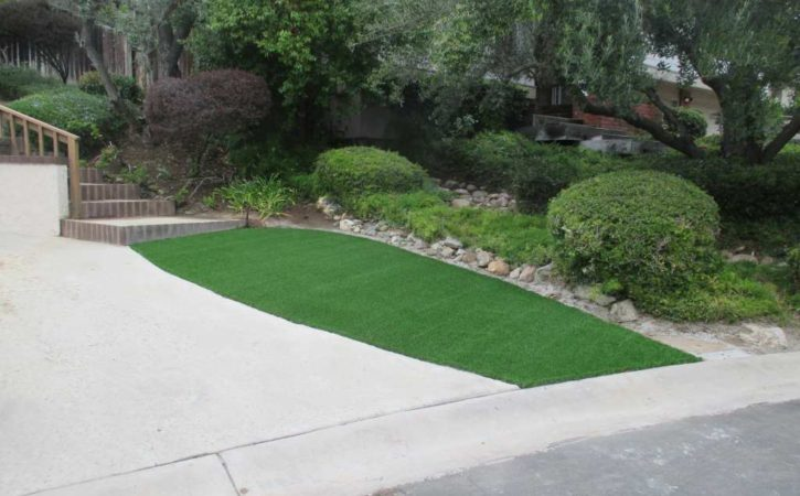 artificial turf landscaping ideas 1