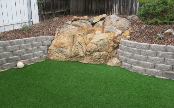 artificial turf landscaping ideas 21