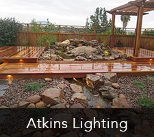 Atkins Lighting Project
