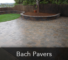 San Diego Pavers - Bach Paving Project