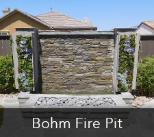 Bohm Fire Pit Project