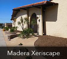 Casa Madera Xeriscapes Project