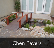 San Diego Pavers - Chen Paving Project