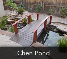 Chen Pond Project