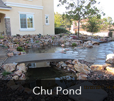 Chu Pond Project