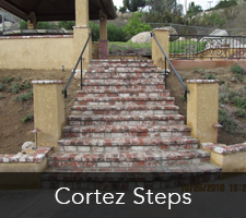 San Diego Steps - Cortes Steps Project