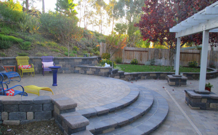 No Water Landscaping Ideas San Diego