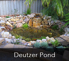 Deutzer Pond Project