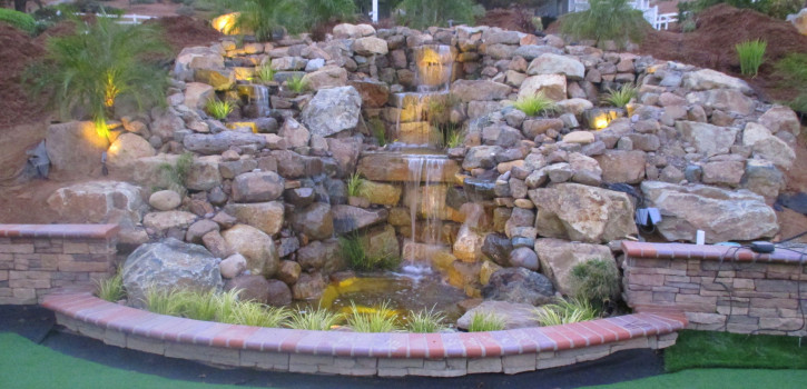 Escondido Pond Landscaping Ideas