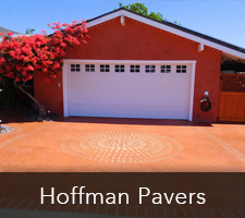 San Diego Pavers - Hoffman Paving Project