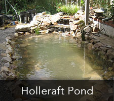 Holleraft Pond Project