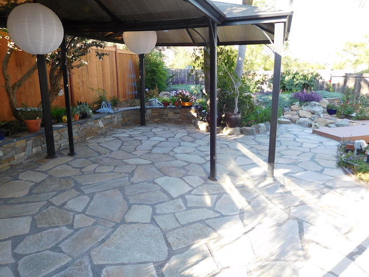 HARDSCAPES FLAGSTONE HOFFMAN 2