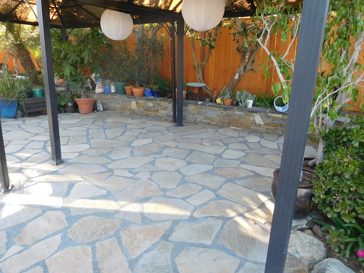 HARDSCAPES FLAGSTONE HOFFMAN 3