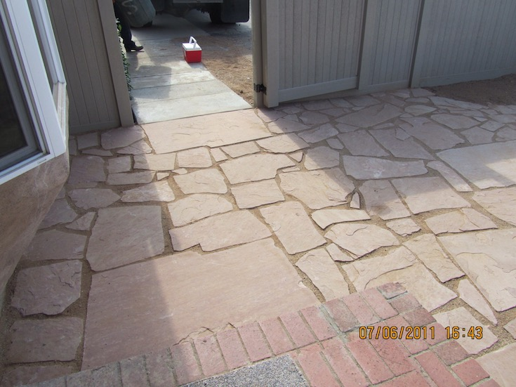HARDSCAPES FLAGSTONE MOYERS 0